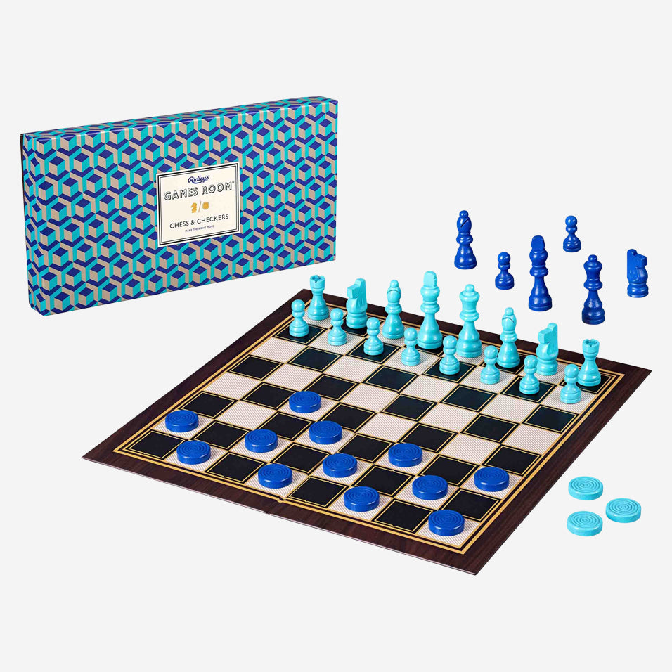 Chess & Checkers