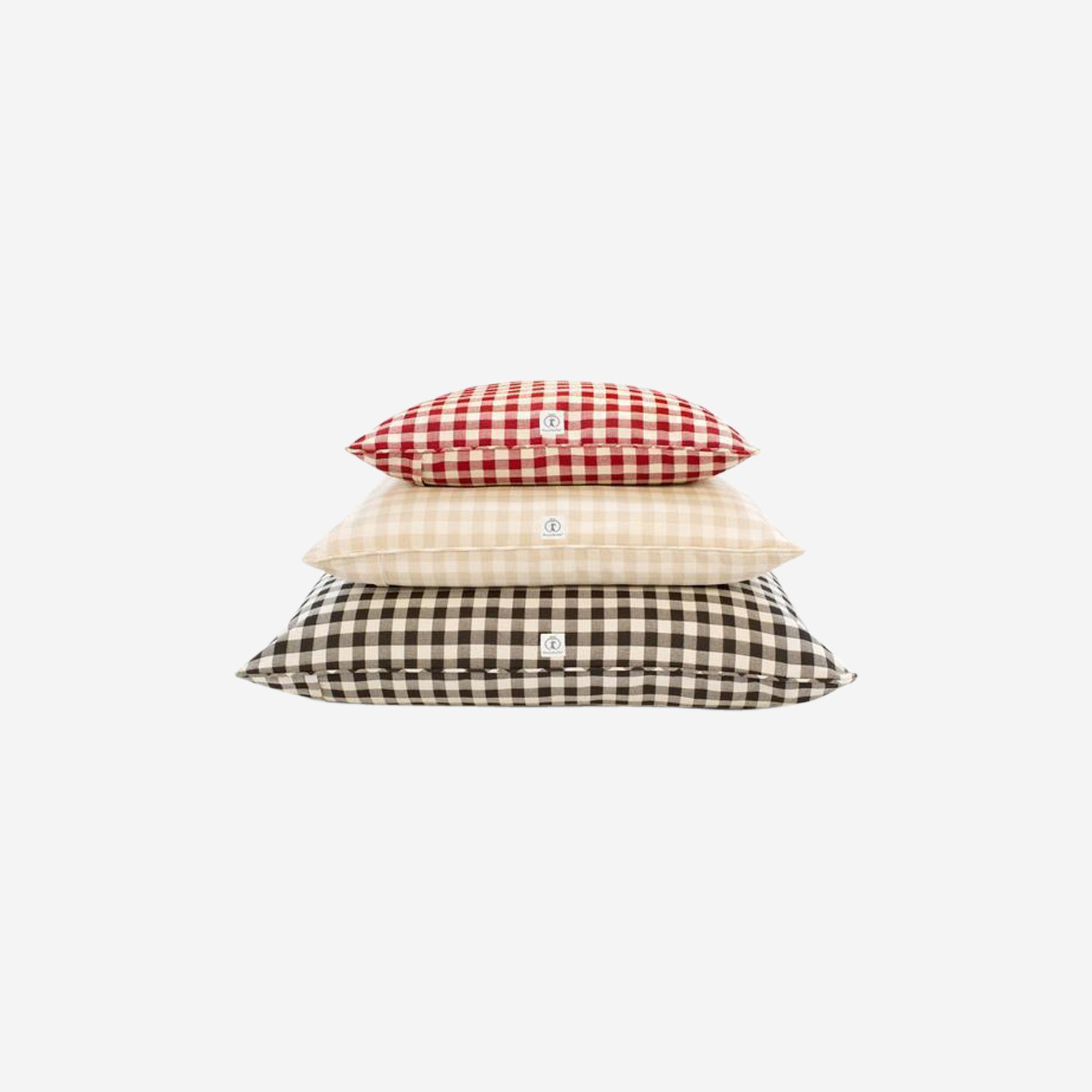 Buffalo Check Envelope Dog Bed