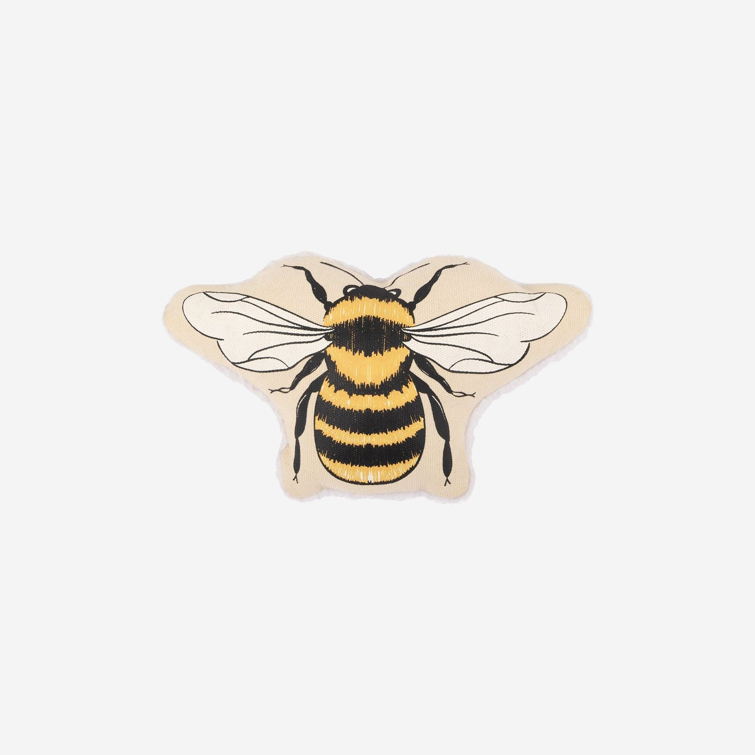 Honey Bee Dog Toy