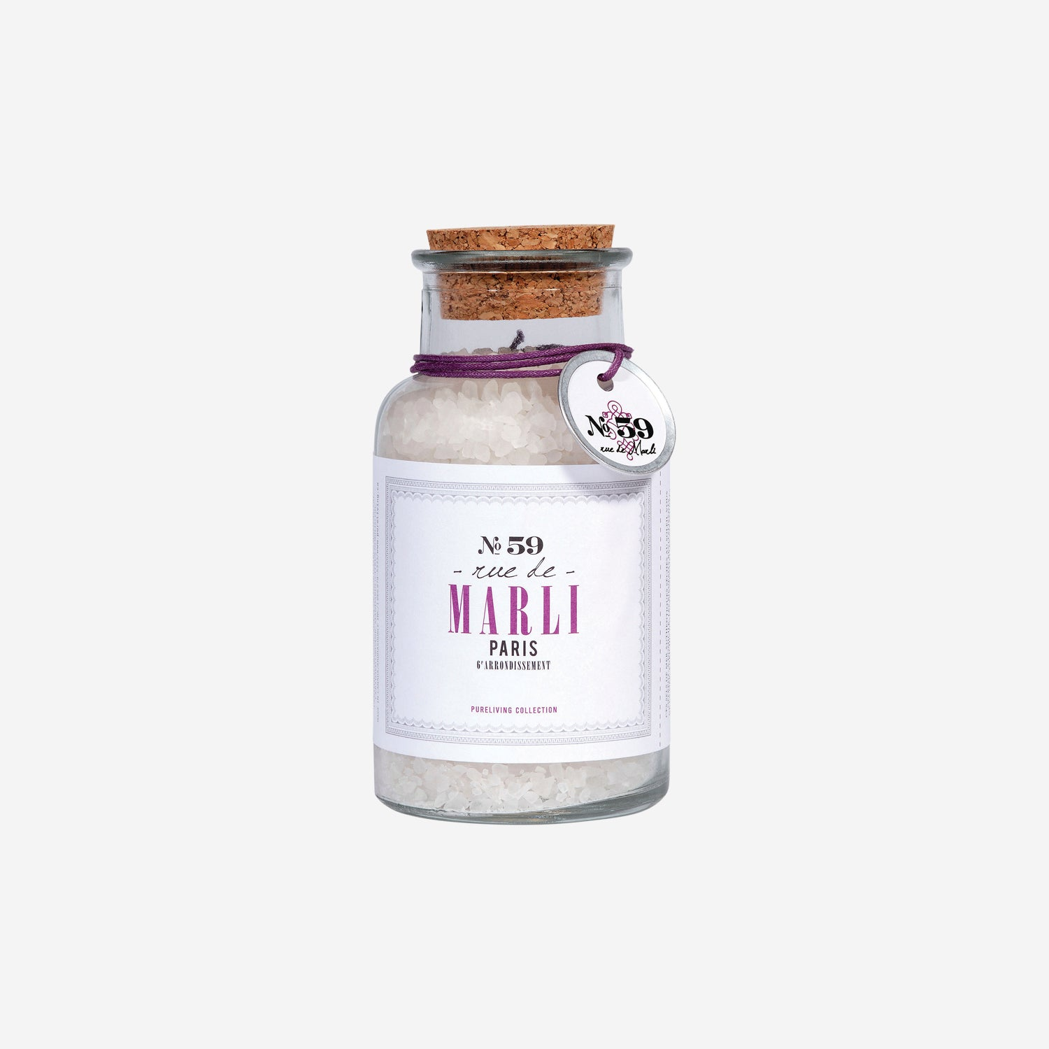 Citron de Vigne Bath Sea Salts