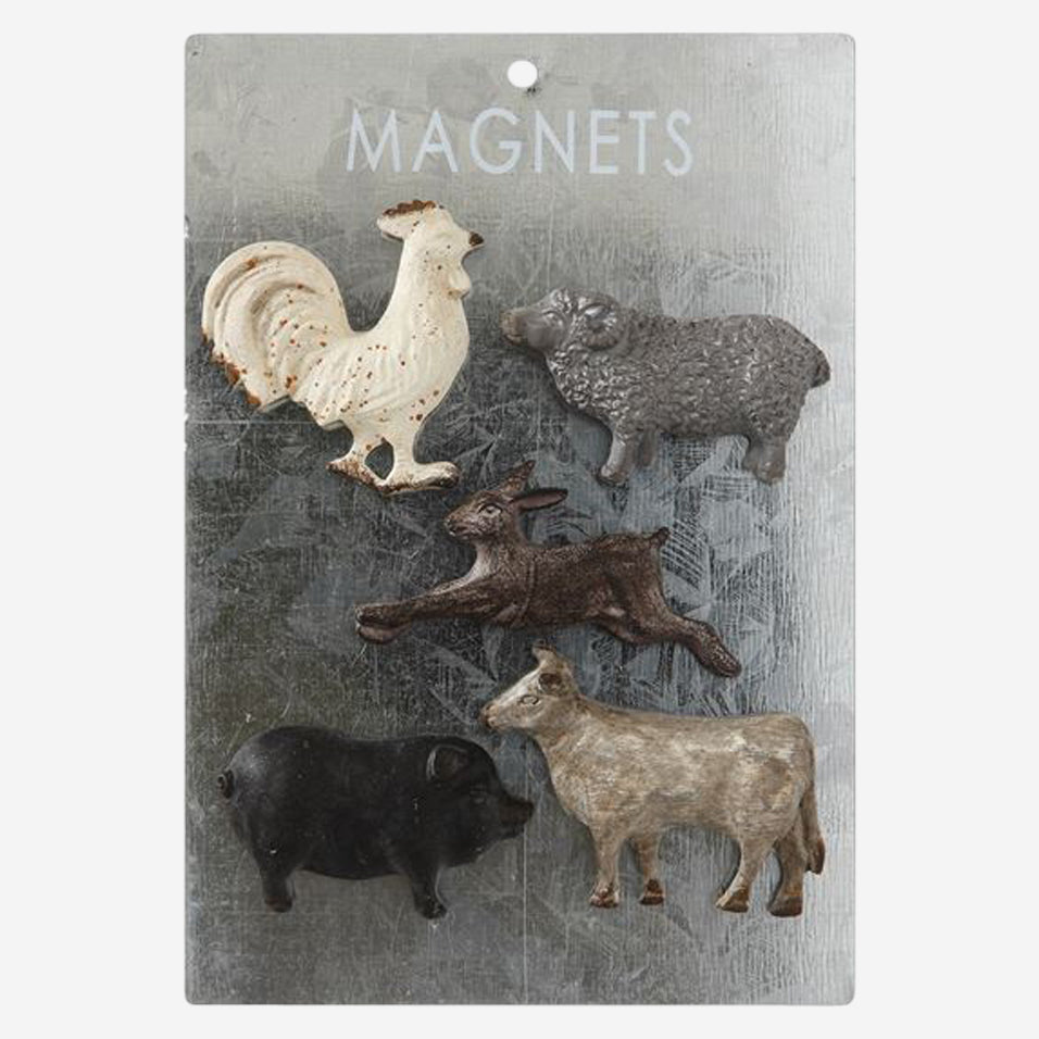 Farm Kitchen Magnets