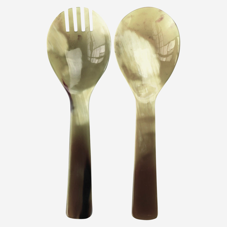 Light Horn Extra Large Serving Set