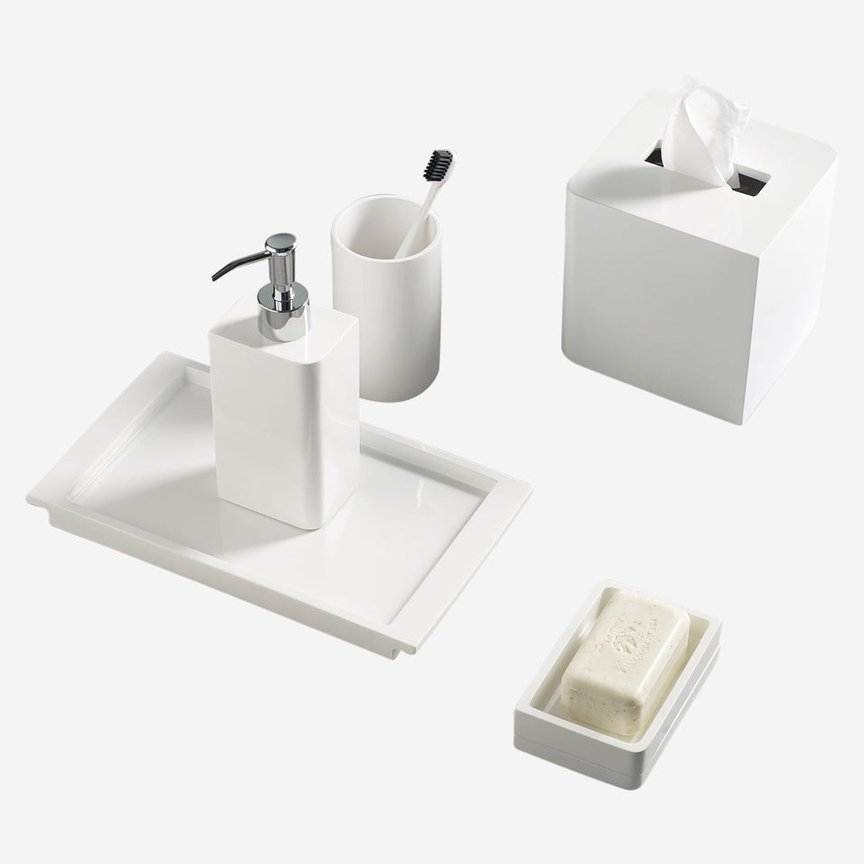 Lacca Bathroom Accessory Set