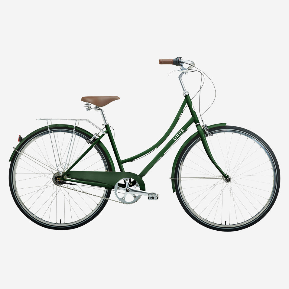 Dutchi 7i Bike Racing Green