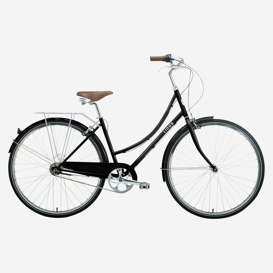 Dutchi 7i Bike Black
