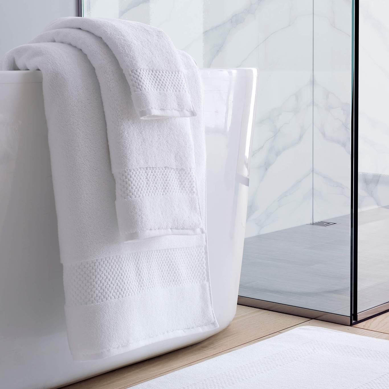 Luxe Wash Towel
