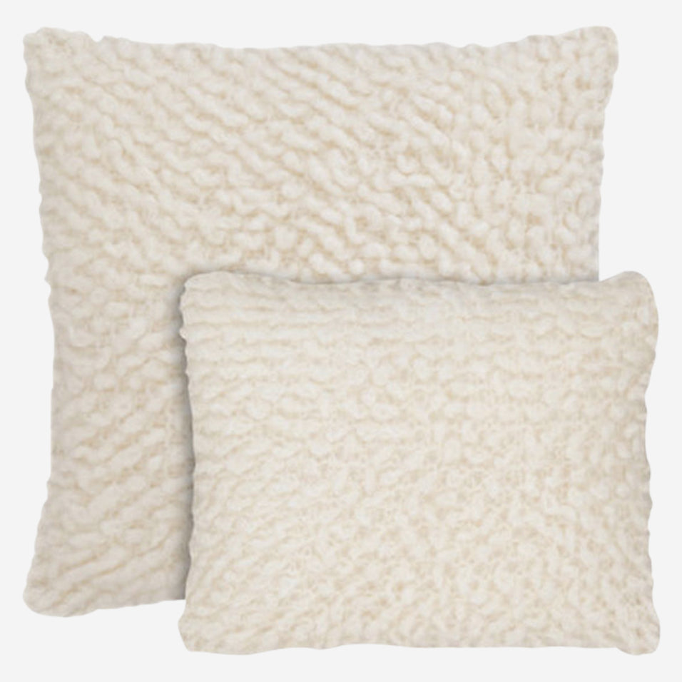 Mara Knit Throw Pillow