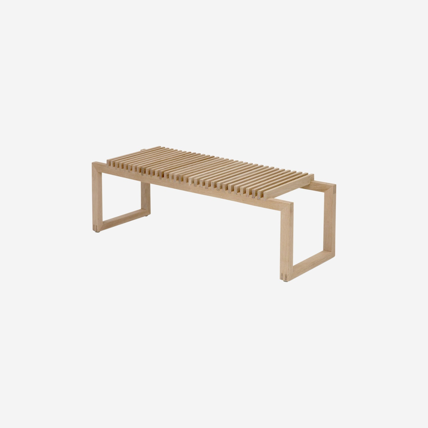 Oak Cutter Bench