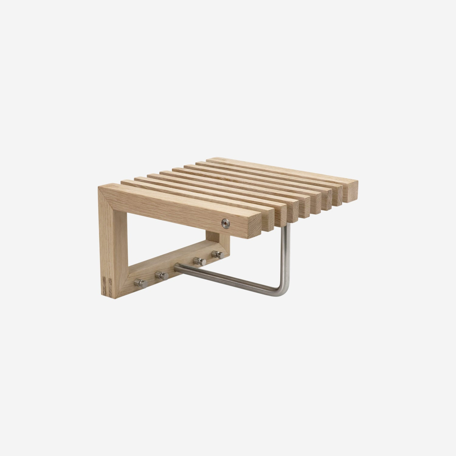 Oak Foldover Cutter Bench