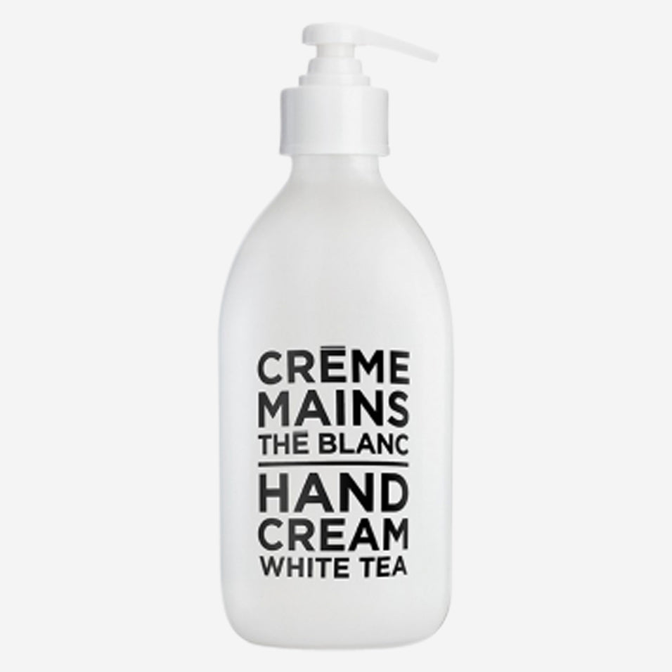 Liquid Marseille Hand Cream White Tea