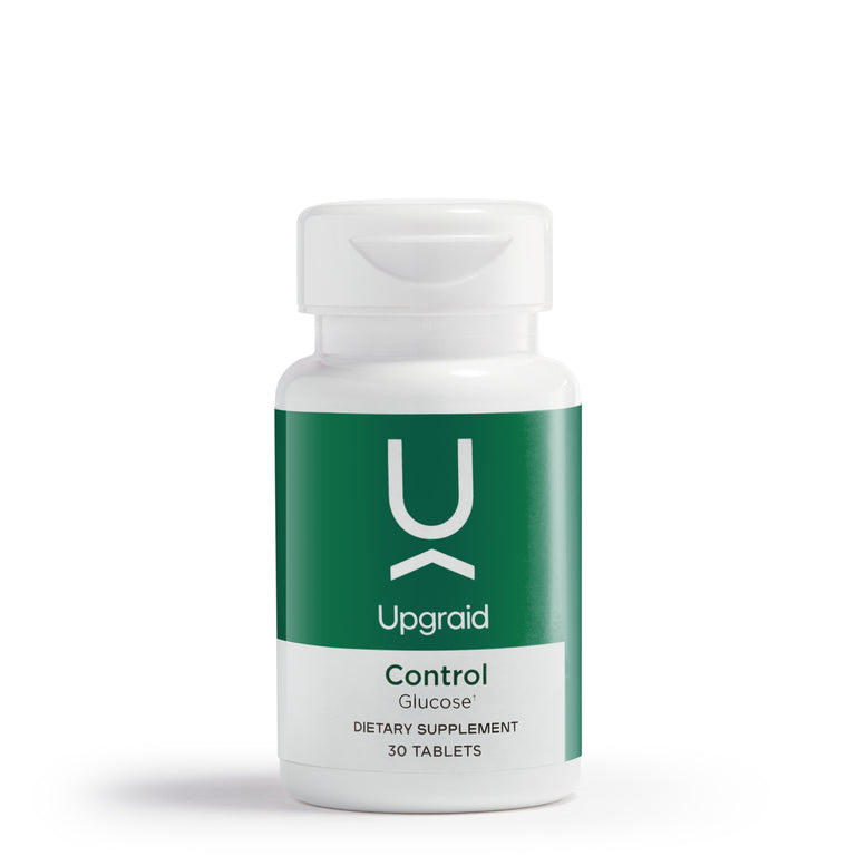 Introducing Upgraid's Newest Product...Control: Glucose