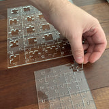 Kids Clear Puzzle 50 piece
