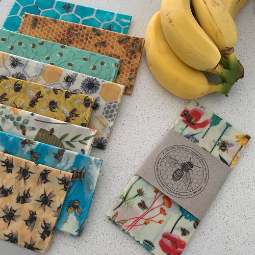 Bee mix Set of Four