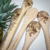 Spoon Collection 30cm long laser