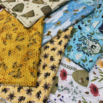 Set of Four pouches Random Prints