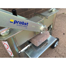 Load image into Gallery viewer, AL 43-V Probst Block Paving Cutter 430mm GALVANISED