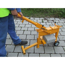 Load image into Gallery viewer, Block Paving Cutter AL 43/U-V EASY 430mm