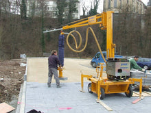 Load image into Gallery viewer, BV Vario Vacuum Kerb Lifter Hire