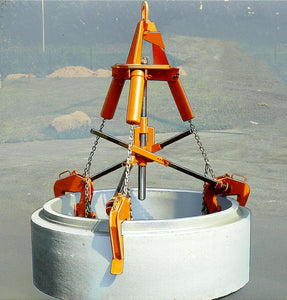 MRGA-80/250 Manhole Ring Grab Hire