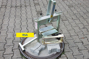 RSA Radial Cut Adaptor