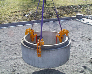 SRG-3 Manhole and Cone Chain Clamp