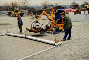 TAS-UNI 600 Telescopic Screeding System