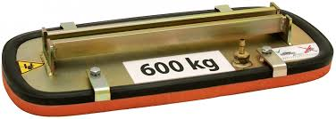 Stonemagnet® SM-SPS-600 Suction Plate Seal