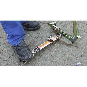 AHW Extraction Foot Lever