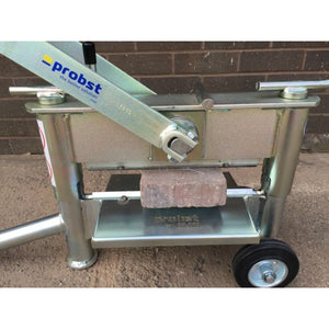 AL33V Probst Block Paving Cutter 330mm GALVANISED