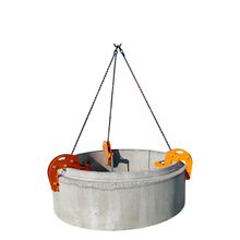 Load image into Gallery viewer, SRG-3L Manhole and Cone Chain Clamp