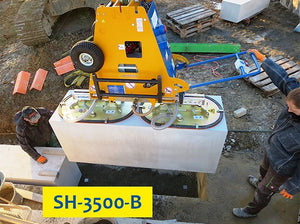 SH/PowerJet SPS-400 Suction Plate