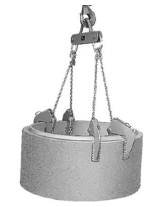 SRG-UNI-1.5-K Manhole and Cone Chain Clamp