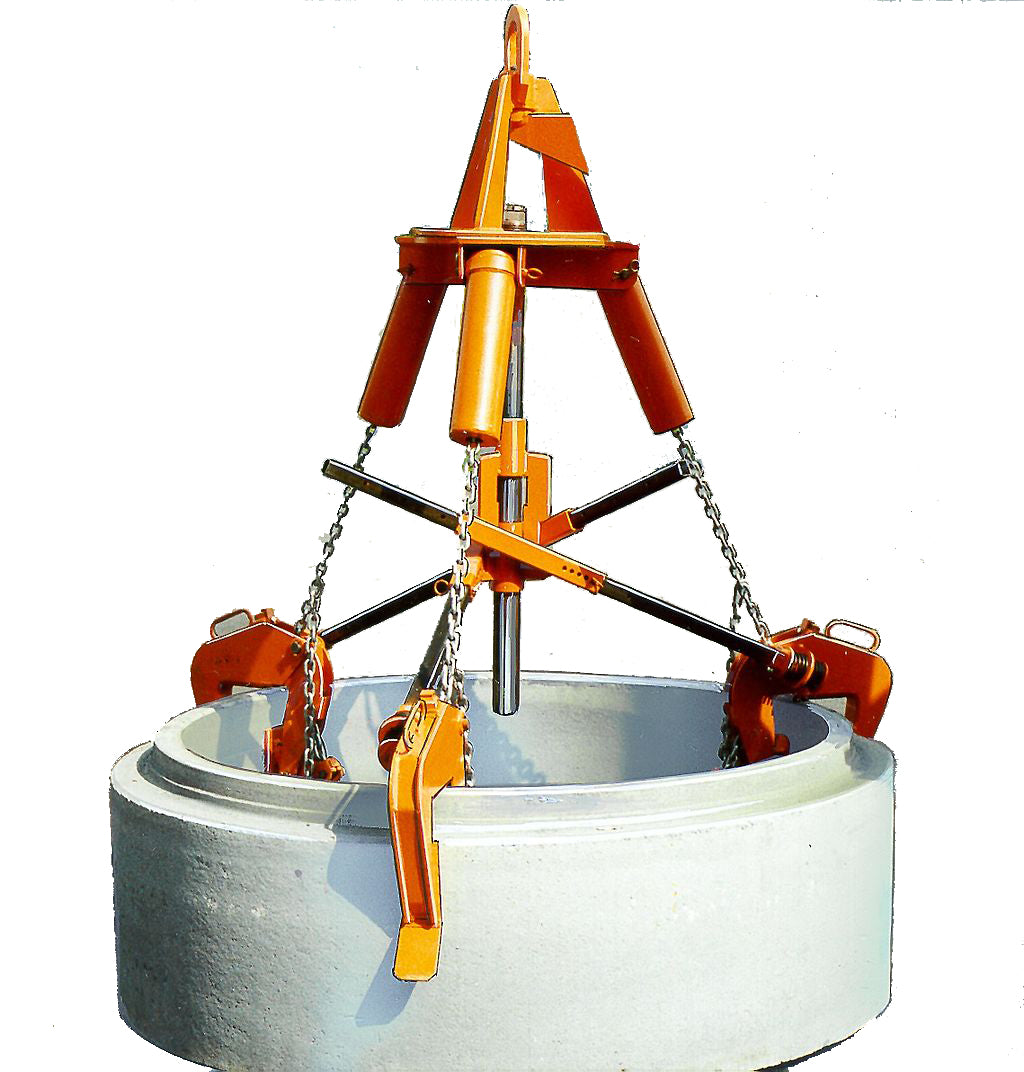 MRGA-80/250 Manhole Ring Grab Automatic