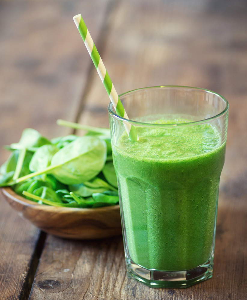 Extreme Green Smoothie