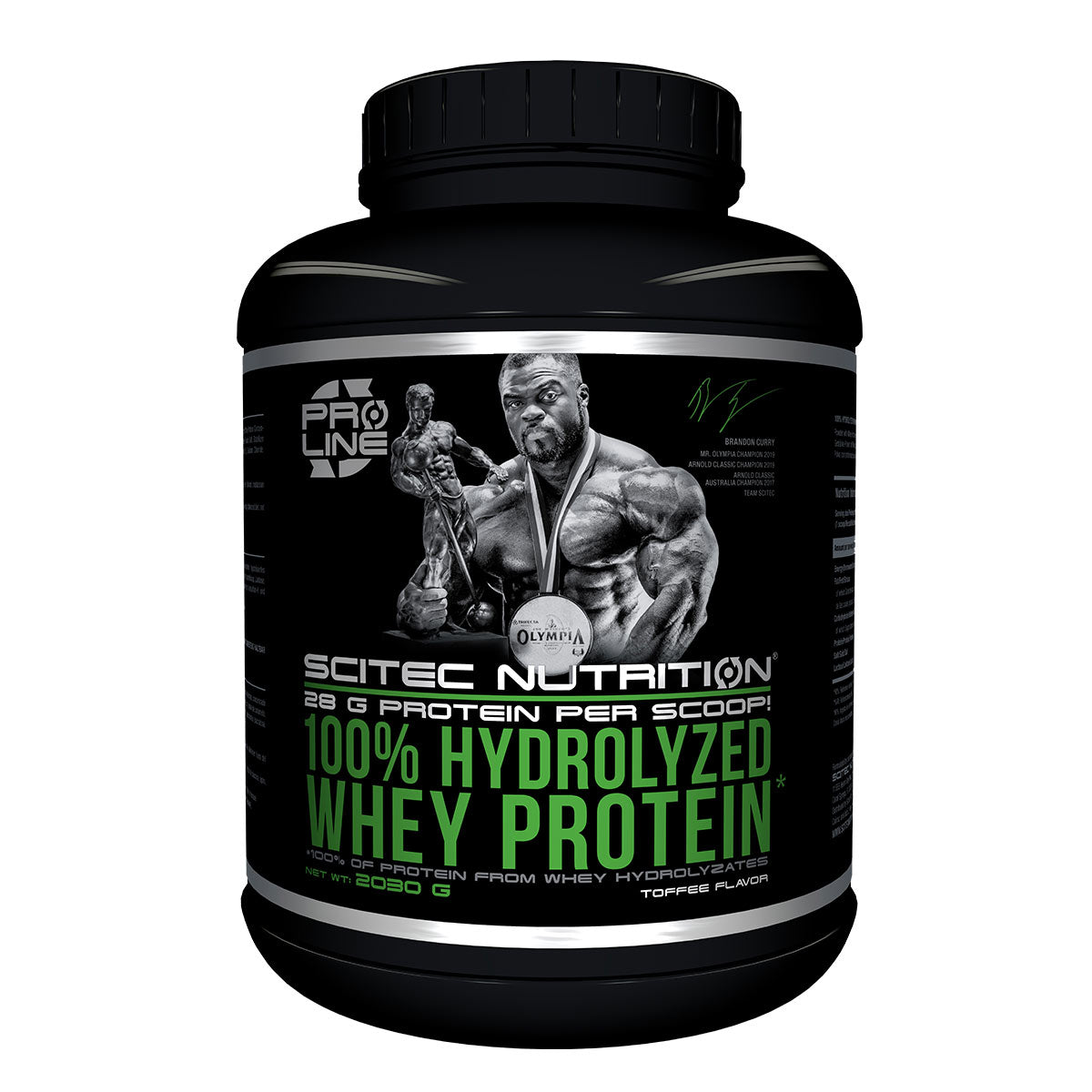 100% Hydrolyzed Whey Protein, 2030g