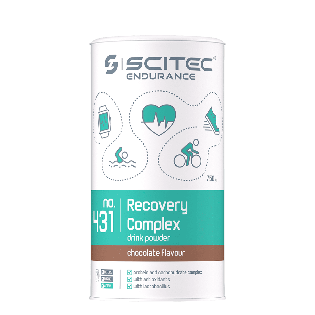 Recovery Complex, 750g