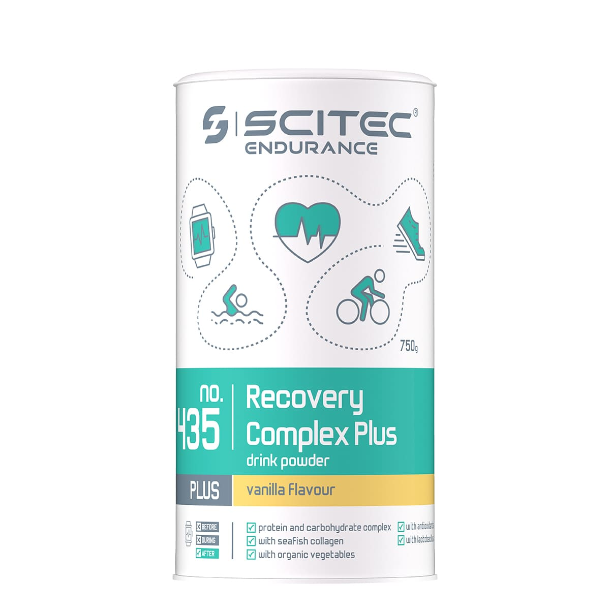 Recovery Complex Plus, 750g