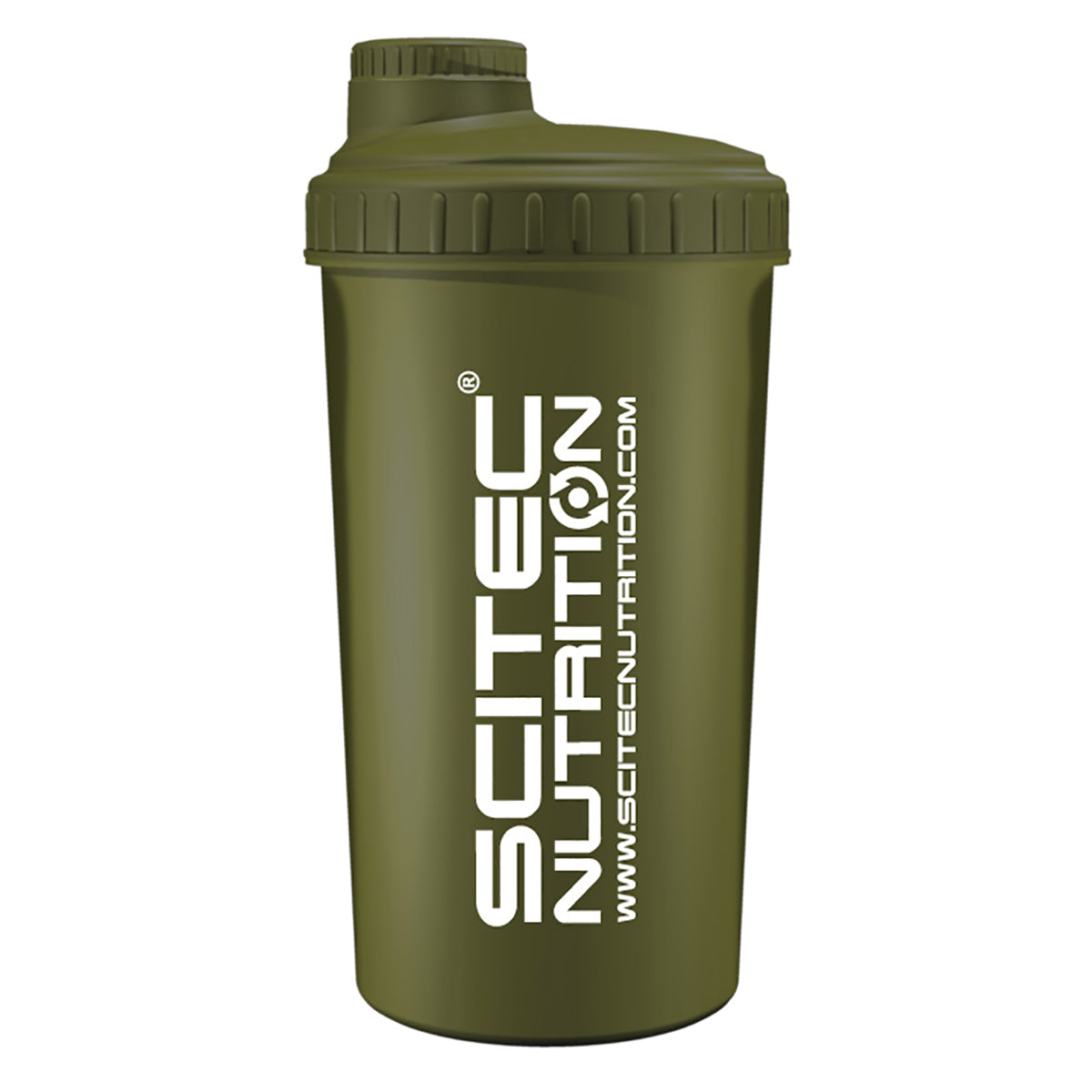 Muscle Army Shaker 700ml, zöld