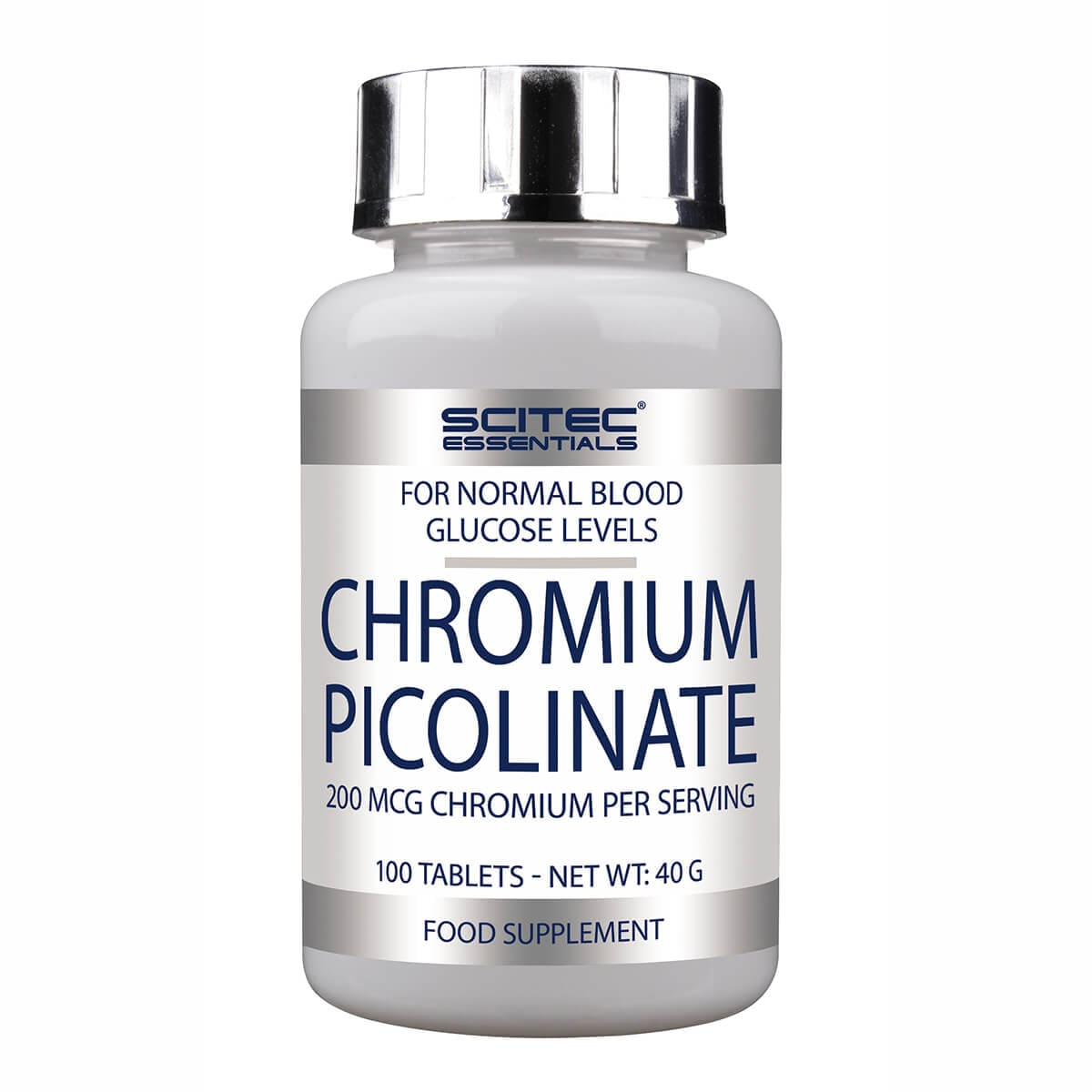 Chromium Picolinate, 100 tabletta