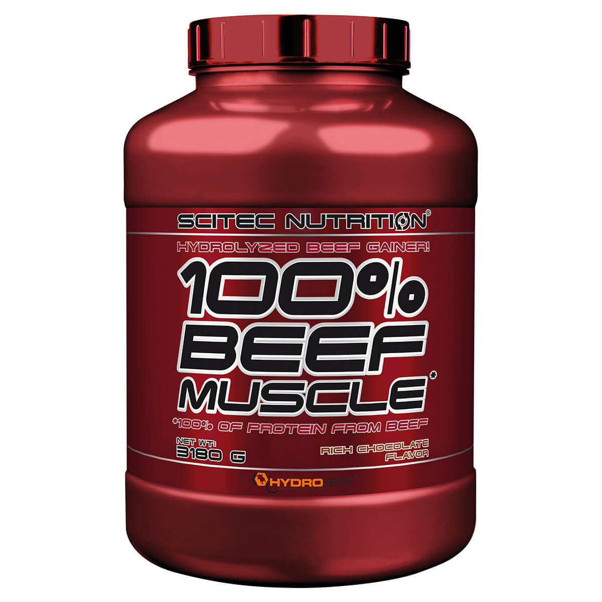 100% Beef Muscle, 3180g