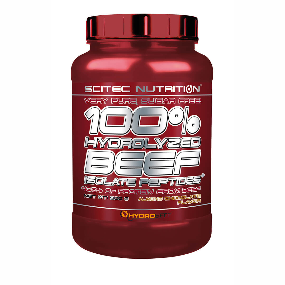 100% Hydrolyzed Beef Isolate Peptides, 900g