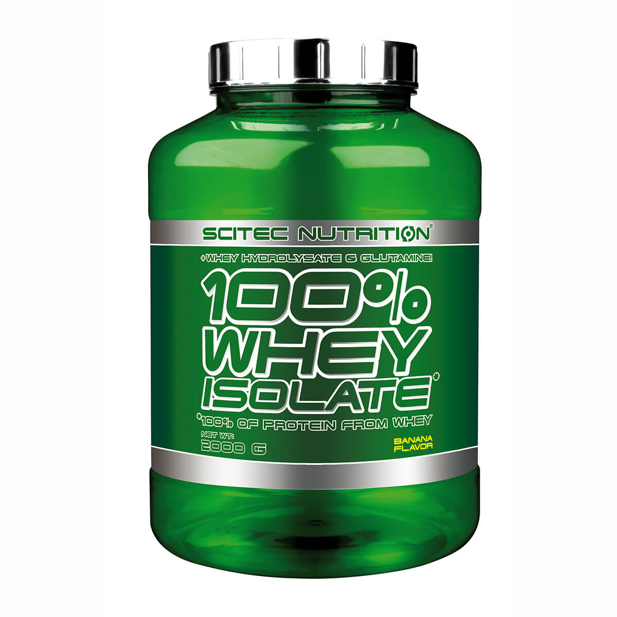 100% Whey Isolate, 2000g