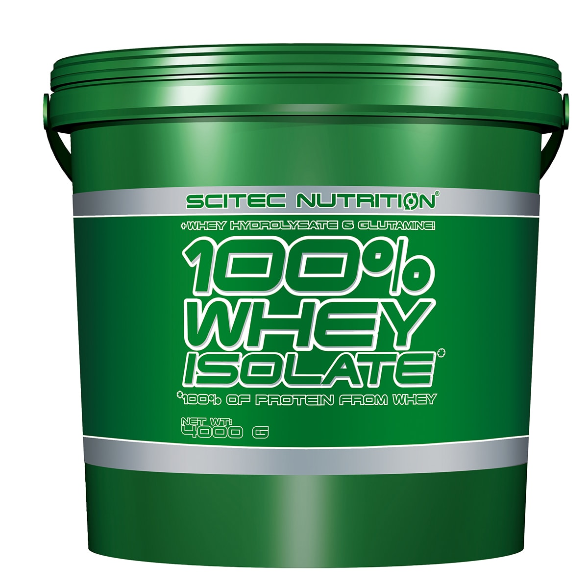 100% Whey Isolate, 4000g