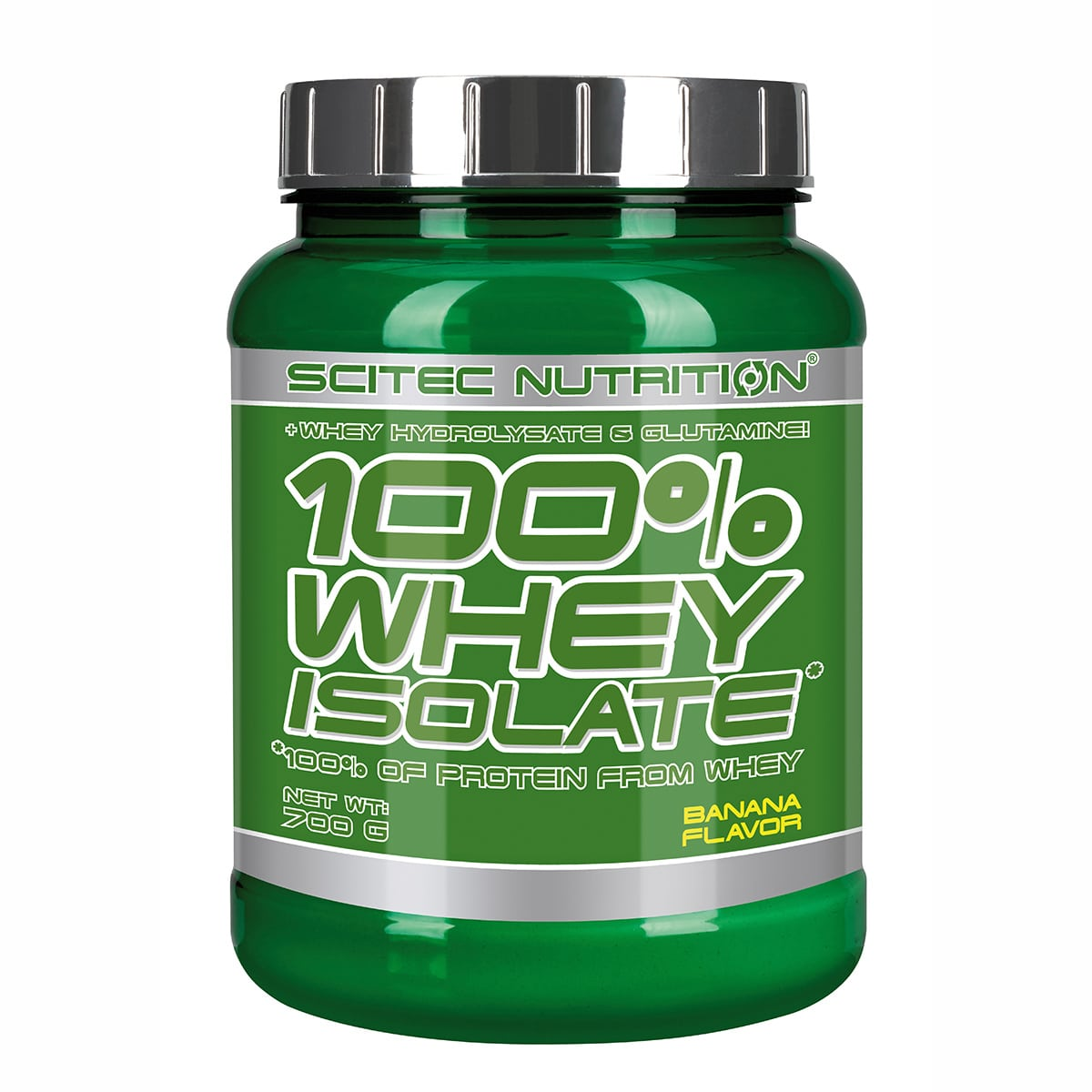 100% Whey Isolate, 700g