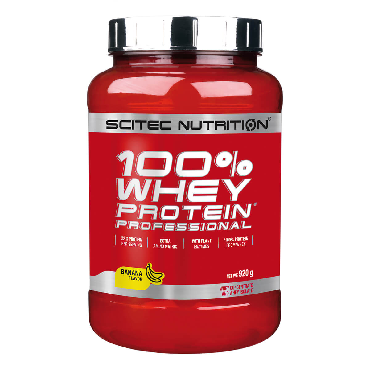 100% Whey Protein Professional, 920g
