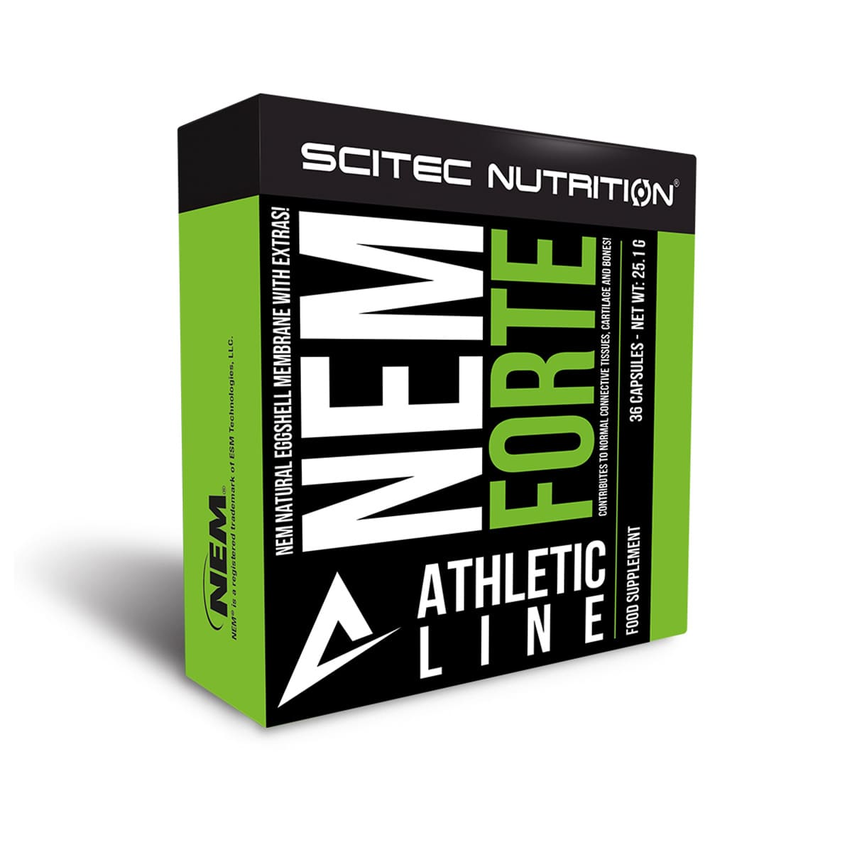 Athletic Line NEM® Forte, 36 kapszula