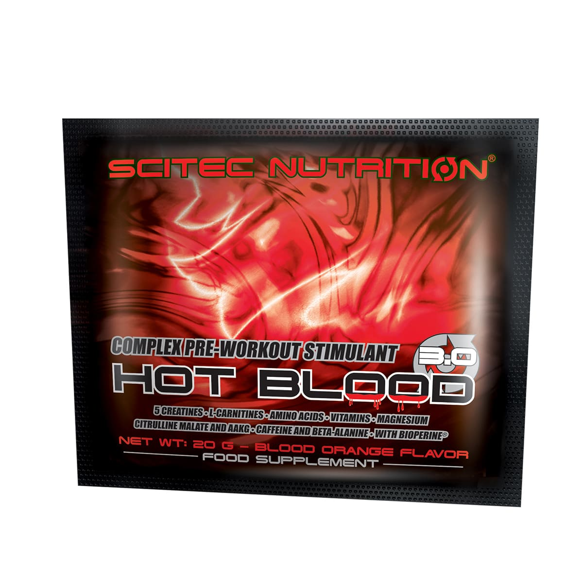 Hot Blood 3.0, 20g tasak