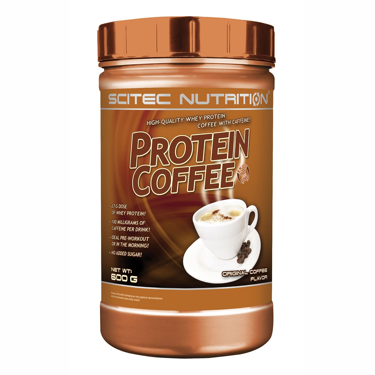 Protein Coffee, 600g