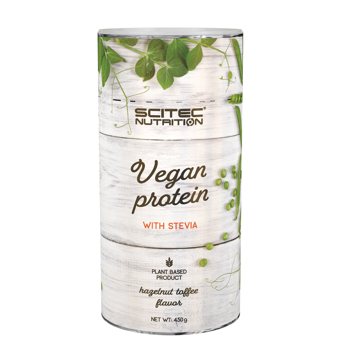 Pure Form Vegan Protein (2018), 450g