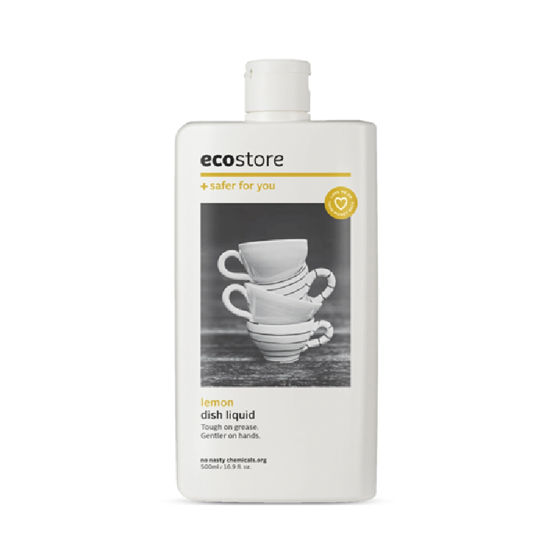 ECO STORE Dishwash Liquid Lemon 500ML